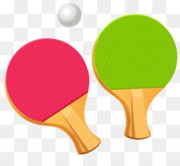 Ping Pong fundo png & imagem png - Raquete de tênis de mesa Clip-art