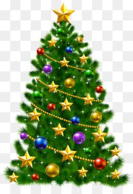 Cantando árvore De Natal Fundo Png Imagem Png árvore De