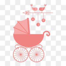 Carrinho De Crianca Fundo Png Imagem Png Convite De Casamento