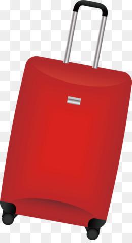 Mala Vermelha Fundo Png Imagem Png Mala De Viagem Bagagem De