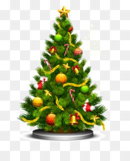 Palmeira Png Fundo Png Imagem Png Papai Noel árvore De