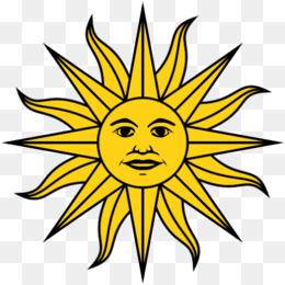 Divindade Fundo Png Imagem Png Bandeira Do Uruguai Sol De Maio