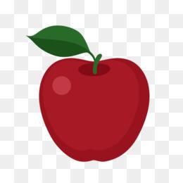 Desenho De Frutas Fundo Png Imagem Png A Apple Desenho Do