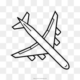 De Aviao Fundo Png Imagem Png Aviao De Desenho Design Grafico