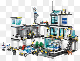 OFFICIAL LEGO CITY  POLICE STATION STICKER SHEET for Set # 60047   *** NEW ***