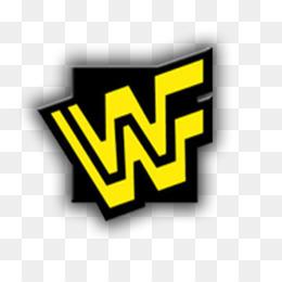 Garrafa De Água WWE Logotipo
