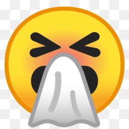 Facepalm fundo png & imagem png - Smiley Emoji Espirrar