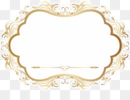 Arabesco Png Fundo Png Imagem Png Papel Convite De Casamento