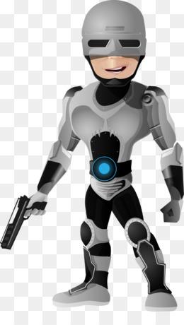 Alpha Fundo Png Imagem Png Robocop Versus O Terminador De
