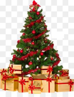 Decorações Para árvores De Natal Fundo Png Imagem Png